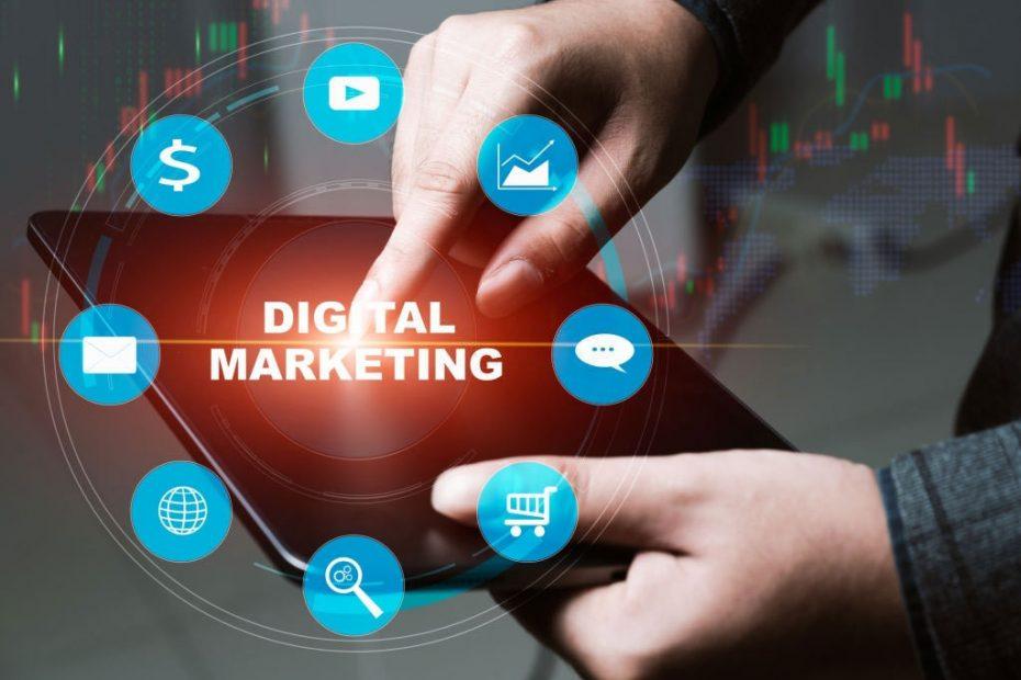 Contratar Agencia de Marketing Digital